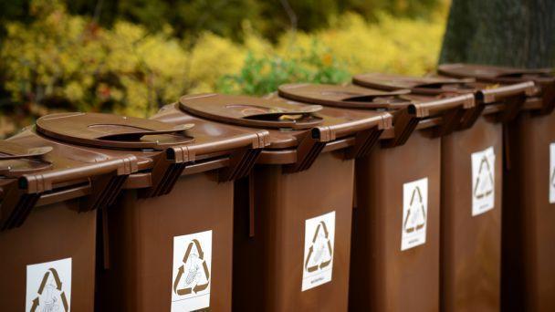 Vývoz BIO odpadu