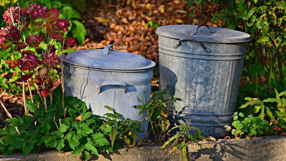 Vývoz komunálneho odpadu a nádoby na BIO odpad