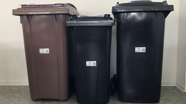 Čipovanie smetných nádob na uliciach Rezidenčná, Lipová, Borovicová, Agátová