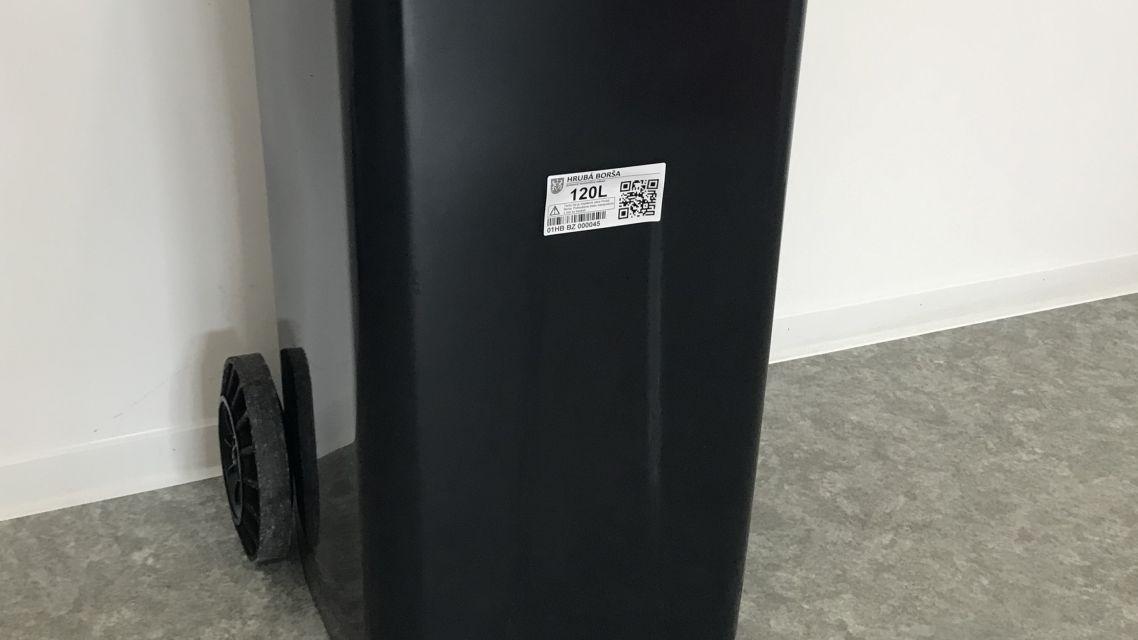 Čipovanie smetných nádob bude pokračovať v stredu 01.09.2021